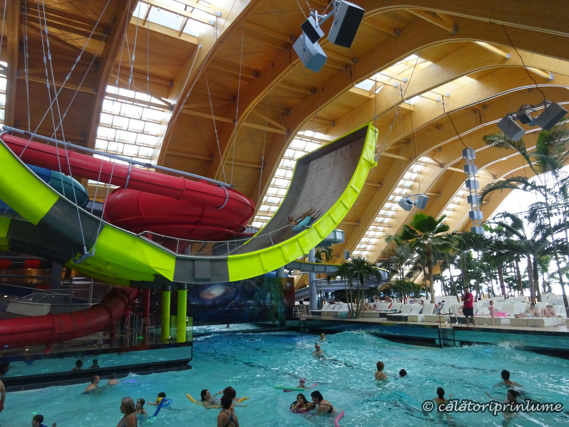 Therme Bucharest What To See Bucharest