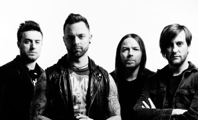Bullet for My Valentine at Arenele Romane
